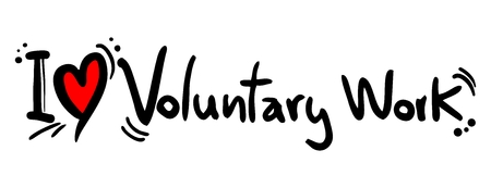 voluntary: I love Voluntary Work