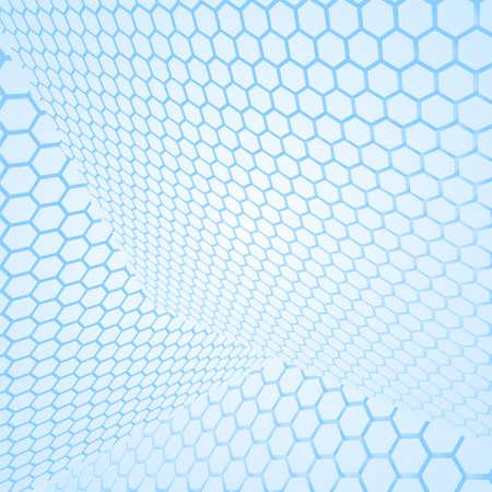 modern wallpaper: Blue modern wallpaper