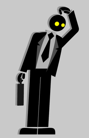 operation for: Business man design