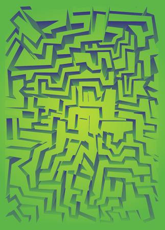 visionary: Green original cover