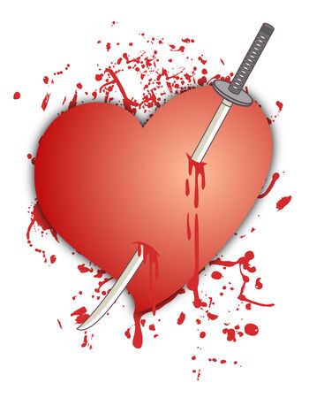 affliction: Blood heart