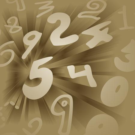 school bills: Golden numbers