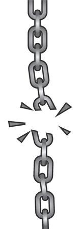 cadena rota: Cadena rota