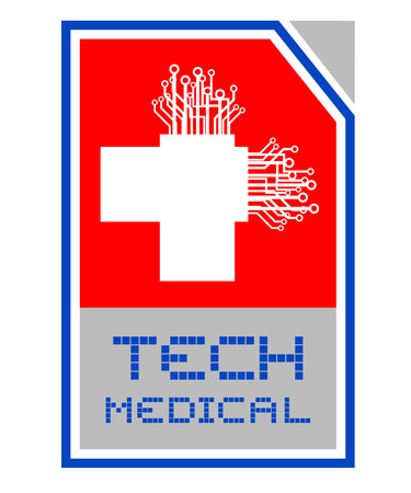 Medical tech Stock Vector - 27229404