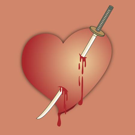 affliction: Passion kill heart