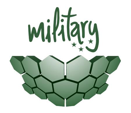 cheat: Military armor symbol