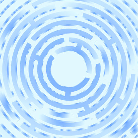 visionary: Blue wallpaper
