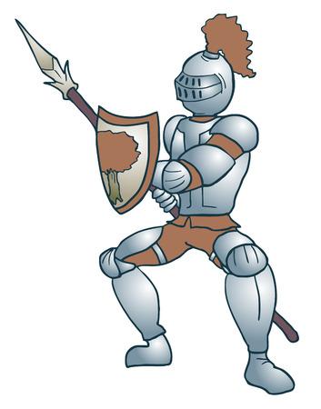 halberd: Old warrior