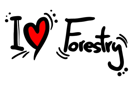 I love Forestry