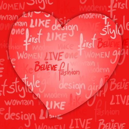 crave: Heart love icon Illustration