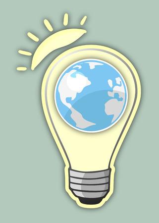 phosphorescence: World idea