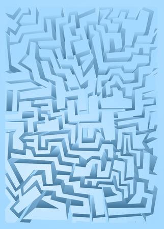 original single: Creative abstract background