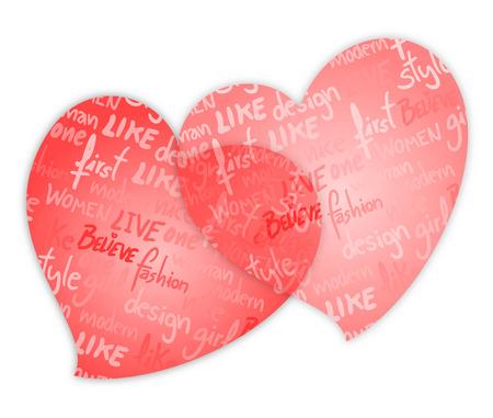 crave: Heart love Illustration