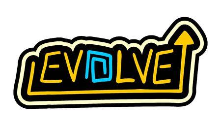 evolve: Evolve icon