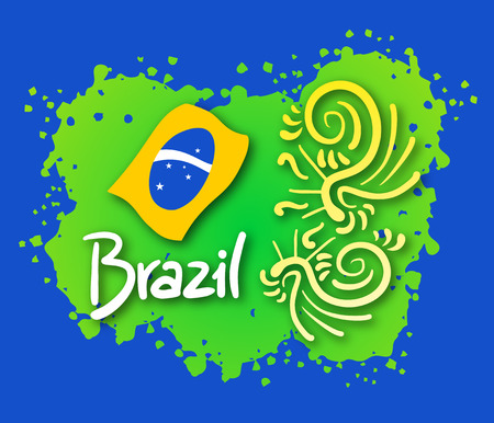 imaginative: Imaginative Brazil symbol