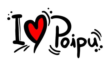 crave: I love Poipu