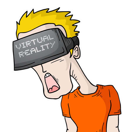 hallucinate: Virtual reality glasses design