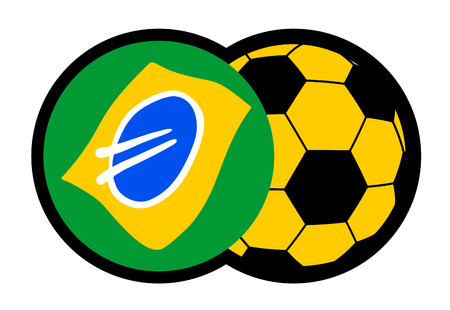 place of worship: Brazil soccer icon