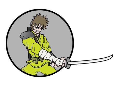 budo: Samurai attack