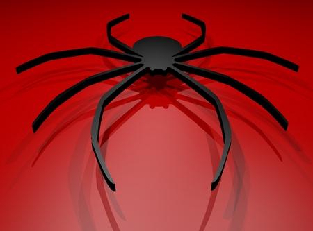 Spider render