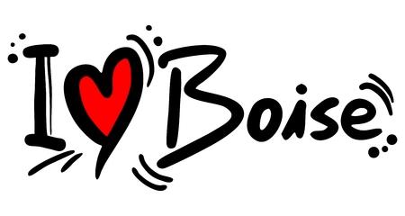 Boise love
