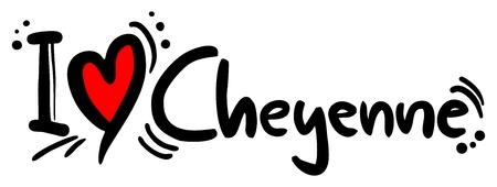 neutrality: Cheyenne love