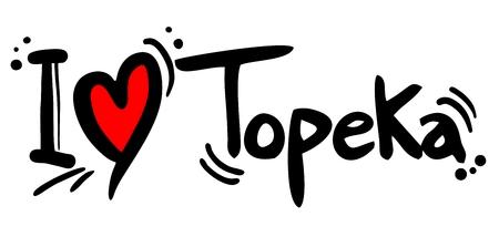 neutrality: Topeka love Illustration