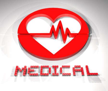 Medical icon photo