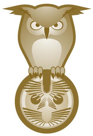 indie: Emblema Owl