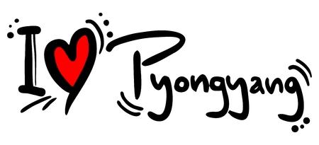 pyongyang: Pyongyang love