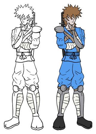 avenger: Ninja thinking