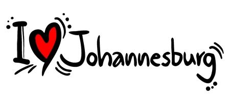 Johannesburg love