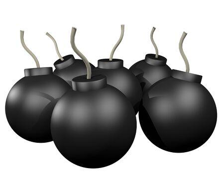 nitroglycerin: Render bombs