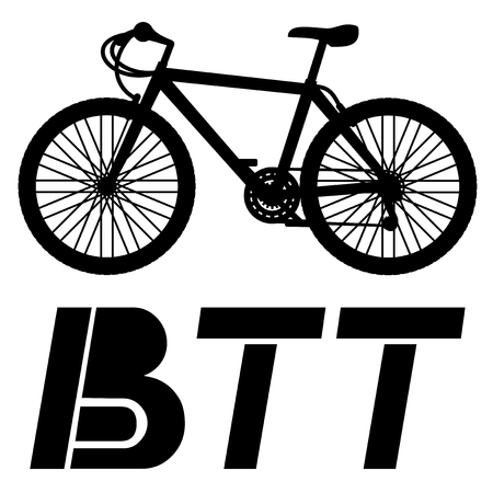 btt: BTT bike icon
