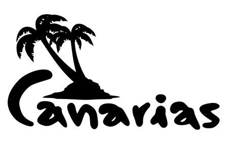 canarias: Canarias symbol