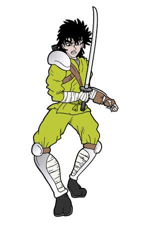 character assassination: Ninja draw
