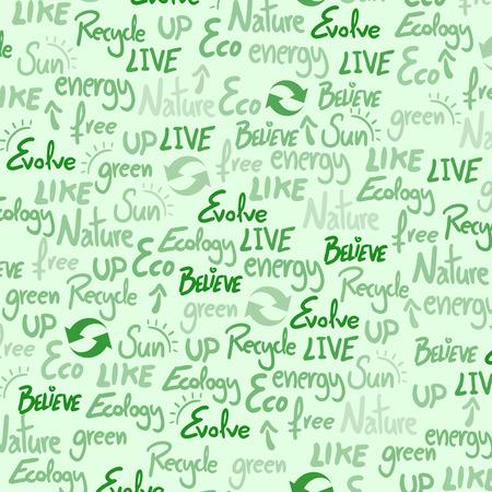 green wallpaper: Green wallpaper design Illustration