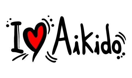 wanting: Aikido love