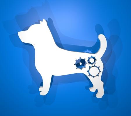 automat: Dog machine