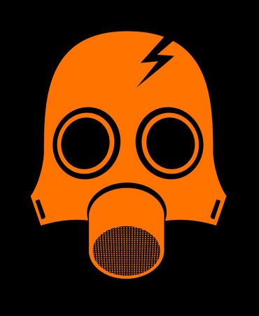 Danger mask