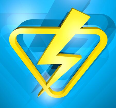 amperage: Electric symbol