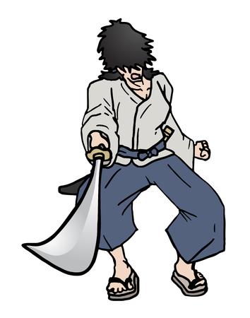 sicario: Samurai Ataque