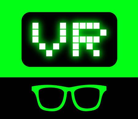 VR sign