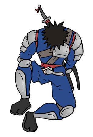 avenger: Armed ninja