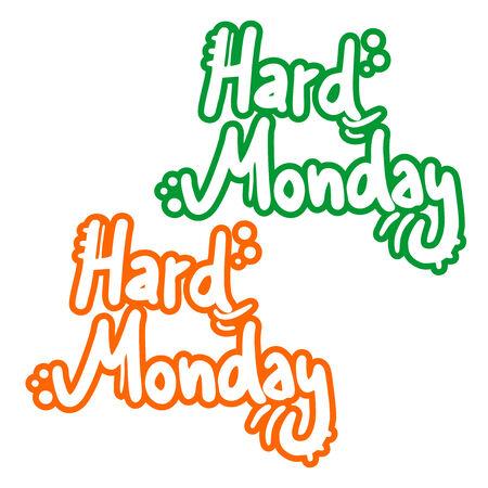 kemény: Kemény hétfő