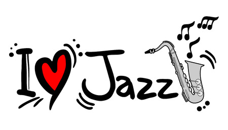 improvised: Love jazz