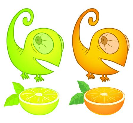 flavour: Flavour card Illustration