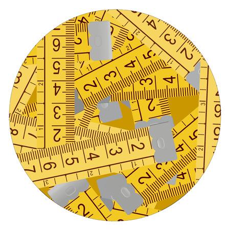centimetre: Meter symbol