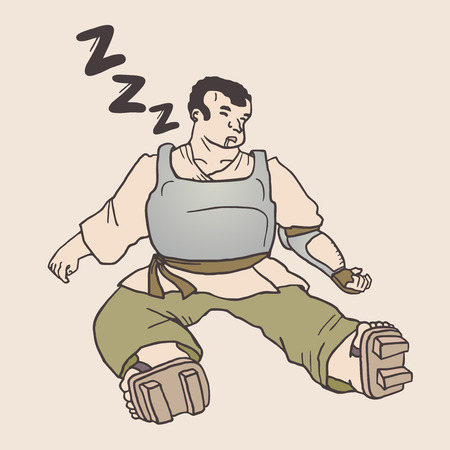 avenger: Sleep warrior