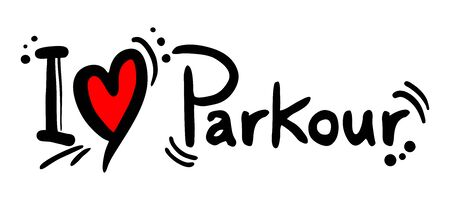 backflip: Parkour love